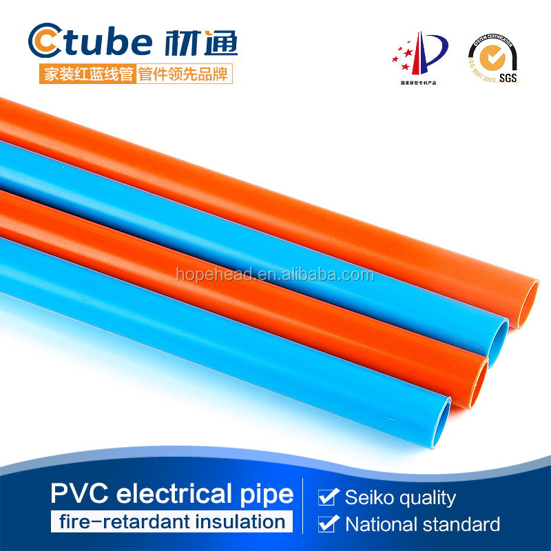 PVC Underground Electrical Conduit Pipe