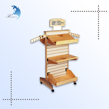 High Quality Long Duration Time Cooperate antique wooden wine rack With The Best Quality