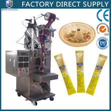 incense stick powder counting and packing machine