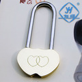 YH1008 cheapest 40mm wish brass padlock for students children