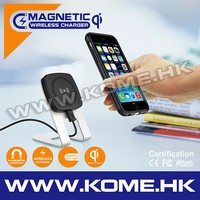 Magnetic mobile Wireless Charger