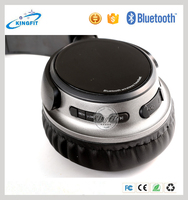 OEM brand wireless bluetooth headphone, bluetooth head phone for smart phones