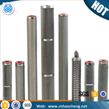 Stainless steel sintered metal filter cylinder
