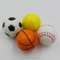 Argos Anti Stress Ball, Beautiful Custom Logo Printed PU Stress Ball