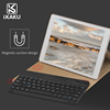 2017 FCC CE nice wireless bluetooth keyboard case for ipad mini Pro