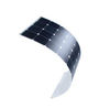 Popular product sunpower cell flexible solar panel price per watt 120w