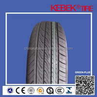 195/55R15 China used uhp tire car tyres with ECE