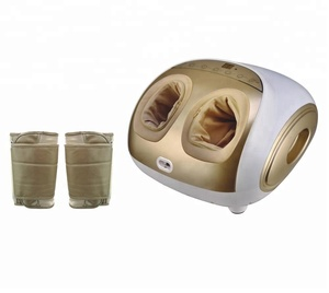 multi functions electric leg foot warmer massage machine factory price