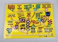 education puzzle wood for kids