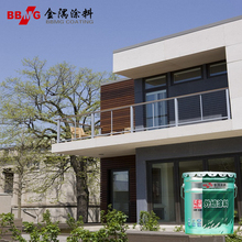 Asian acrylic emulsion paint for exterior wall home coating