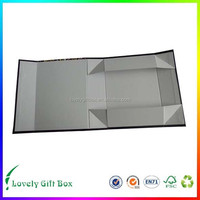 Competitive High Quality Hand Made Matt Laminated Folding Paper Gift Box