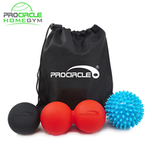 Home Gym Fitness Rehab Therapie Massage Gym Lacrosse Ball