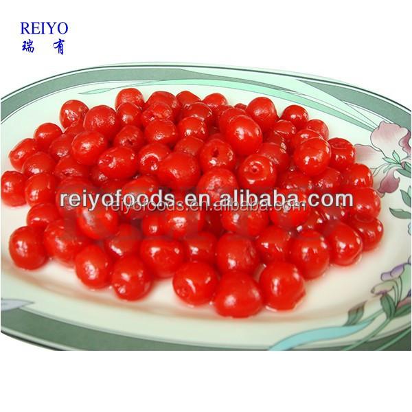 Cerises au sirop en conserve rouge cerise sans p pins confits de fruits id de produit - Conserve de fruits sans sterilisation ...