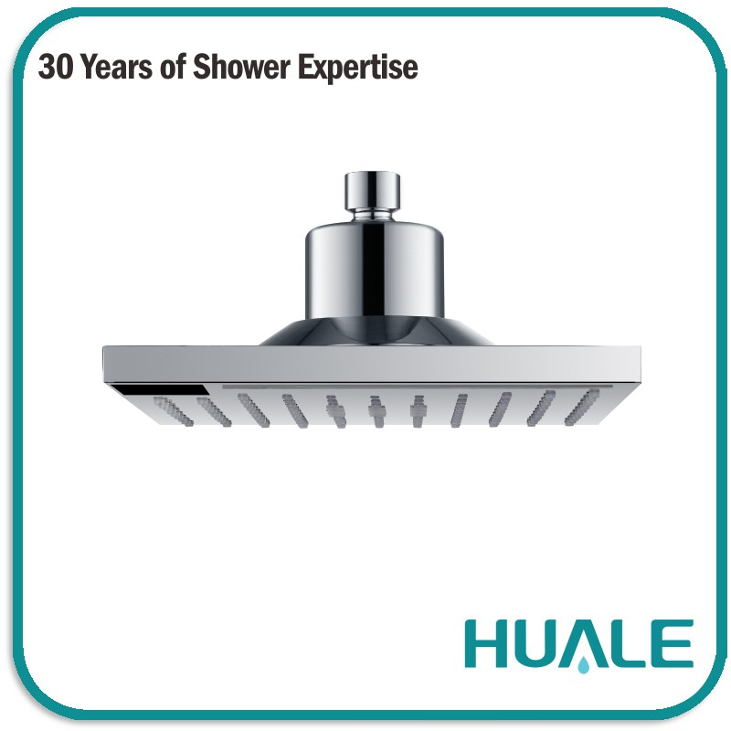 Universal Connection and Easy Installation led shower heads without batteries