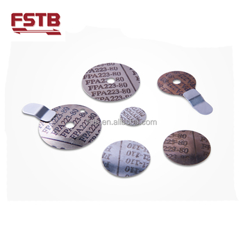 FSTB Bimetal disc element thermal switch for electric iron parts