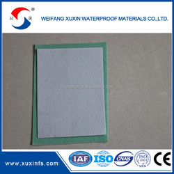 Construction materials asphalt roofing felt fabric