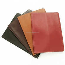 New product on china market of custom design leather bible book cover
