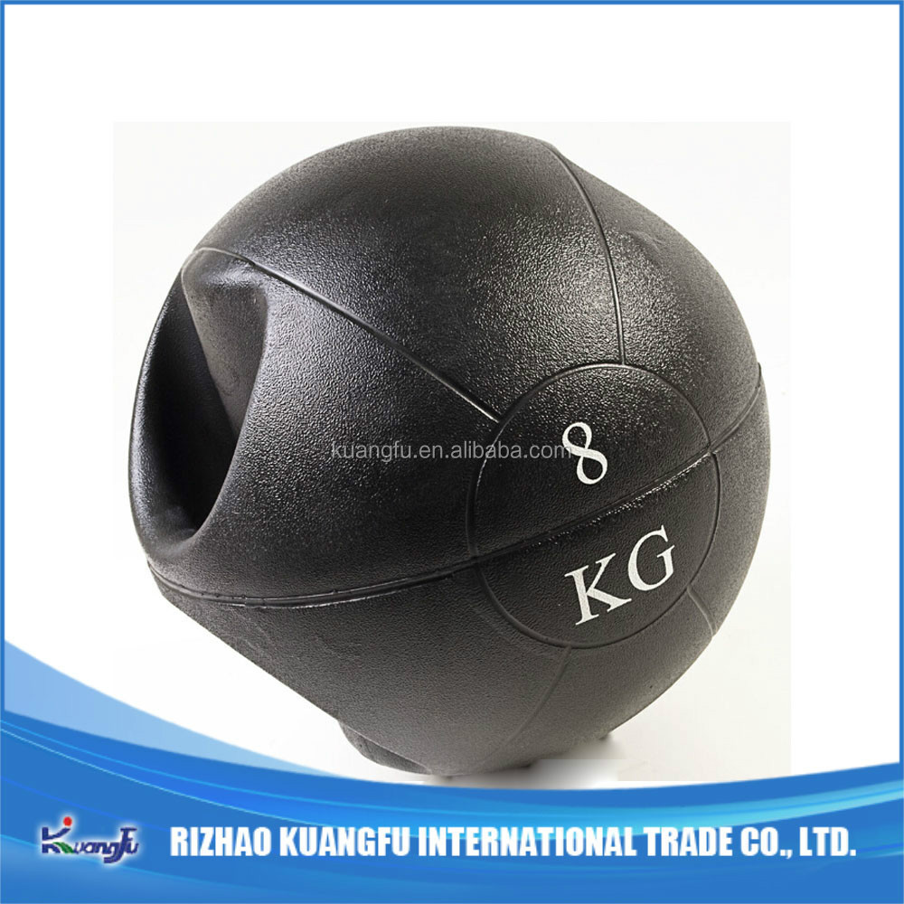 weighted balls with handles medicine ball
