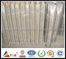 Factory supply Wholesale cheap woven stainless steel wire mesh price