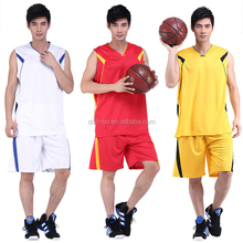 top sale wholesale clothes factory Customized basketball clothes Dry Fit sublimation printing Basketball mesh sport vest jersey