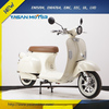 EEC Approved Two Wheel Vintage Vespa Scooter With 1500W 72V Electric Scooter