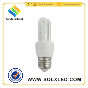 E27 3w led corn light bulb