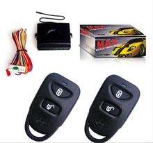 Manufacture best price high quality electronic keyless door locks remote control for car central door lock system