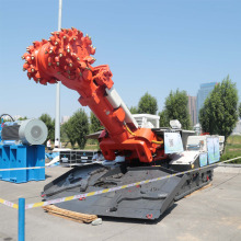 coal mining machinery underground roadheader