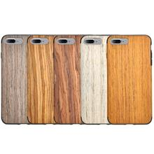 Newest wood case for iphone 7
