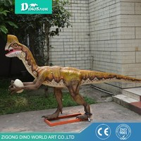 Outdoor Playground Artificial Mechanical Dinosaur for Sale