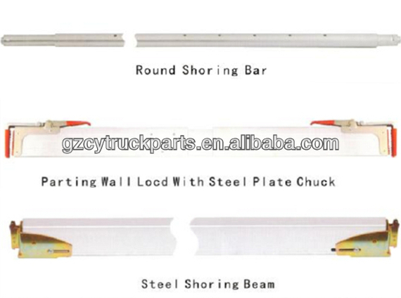 jack bar cargo bars,Jack bar with welded round tube and welded footpads