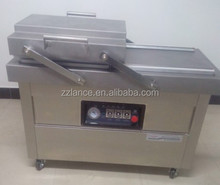 Factory directly sale double chamber dry fruit packing machine