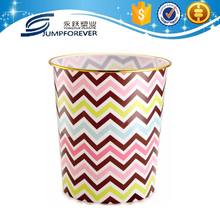 high quality plastic dustbin, colorful garbage bin