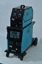 Digital pulse MIG inverter IGBT Welding machine MIG5000PW with water cooling