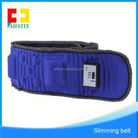 Vibro shape slimming belt with heat function for loosing weight and massage