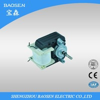 single phase shaded pole motor kitchen exhaust fan motor Ac Electric Motor