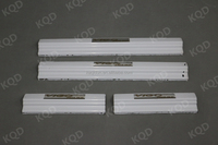 China manufacturer Stainless Steel Door sill/door sill plate used TOYOTA HILUX VIGO,best selling car accessories