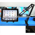360 rotated telescopic lockable for ipad stand for ipad floor stand