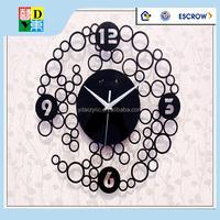2014 classical design acrylic wall clock