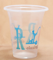 TS-15007 360ml disposable plastic drinking cups