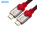 hdmi cable braided metal shell with ethernet support 3d 4K 1080p multiple media