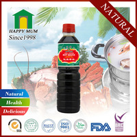 Delicious Chinese Less Low Salt Light Soy Sauce In PET Bottle 500ml