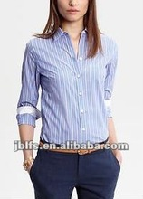 custom women formal shirts designs