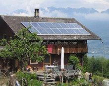 2014 the newest products 2kw off grid soar kit / home use cheapest solar system off grid with CE RoHS certificated