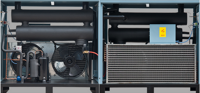 High compact Air Dryer for Atlas Copco Air compressor