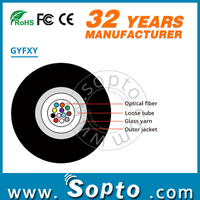 Fiber Cables GYFXY Outdoor Central Tube