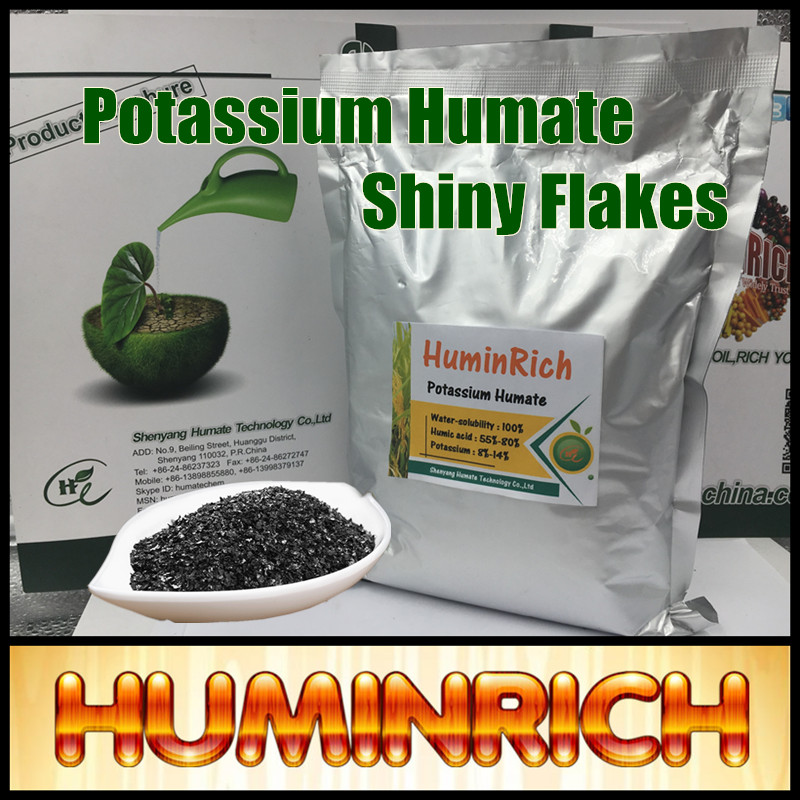 Huminrich 100% Water Soluble Super Potassium Humate Effect Of Humic Acid On Plant Growth
