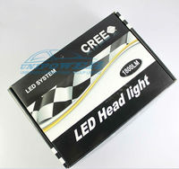 cree chip 25w led headlight more than 1800lumen 2 sides lighting with best quality