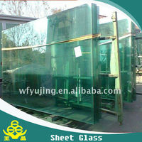 China transparent sheet glass for photo frame and picture frame