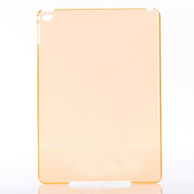 Transparent clear hard back protective crystal case for apple ipad air 2